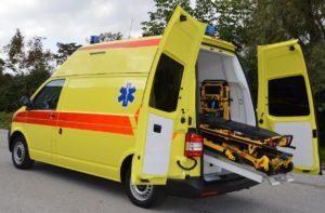 Перевозка лежачих больных и инвалидов
