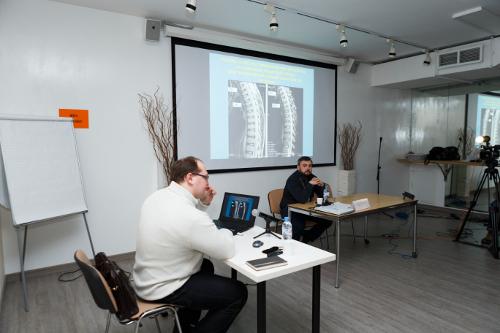 Регистрация на мастер-класс по МРТ-диагностике